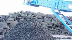 Утилизация шин в городе Омске