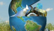 Актуальность экологической проблемы мусора в мире