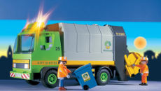 Компании по вывозу мусора в России