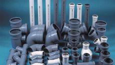 Разновидности канализационных труб