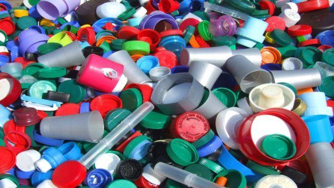 Вторичная переработка пластика