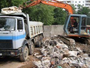 Актуальность вывоза мусора