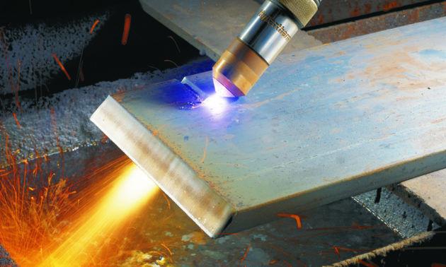 Механический раскрой металла