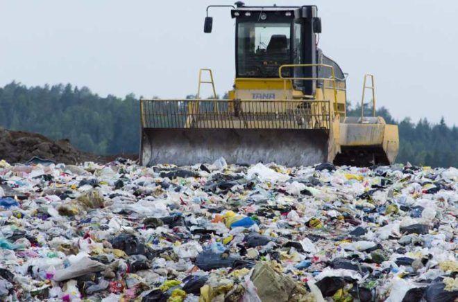 Нормы накопления мусора на 1 человека в месяц