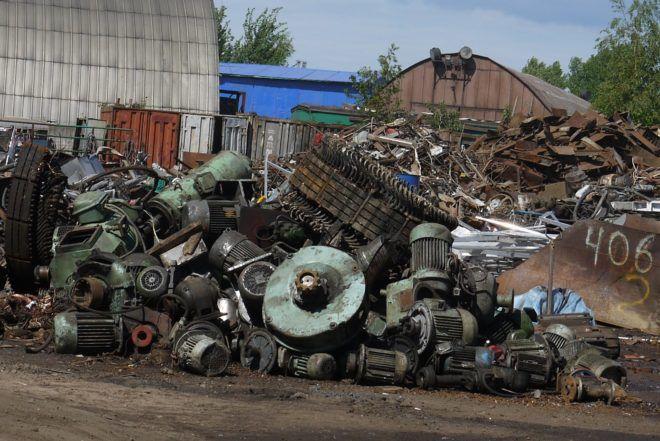 Технология и принципы переработки металлолома