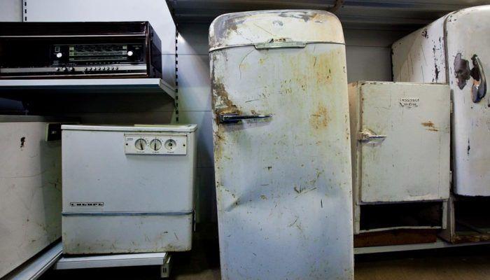 Холодильники на лом