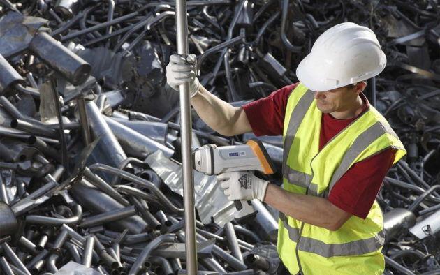 Лом черных металлов без ржавчин и коррозий оценивается гораздо выше
