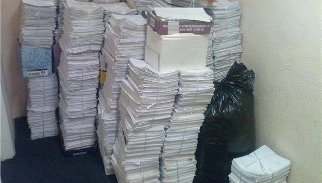 Офисные бумаги