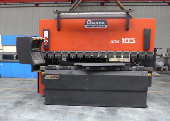 Пресс-ножницы Amada APX 3000 x 100 T