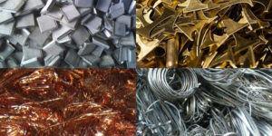 Сортировка цветного металла