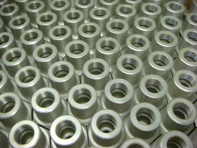 Технология твердого анодирования алюминия