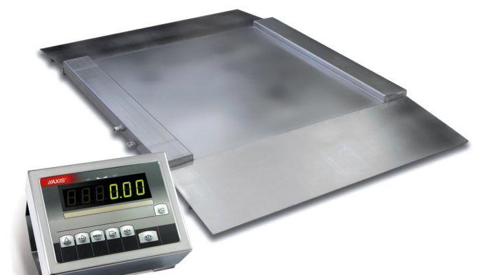 Весовое оборудование для металлолома