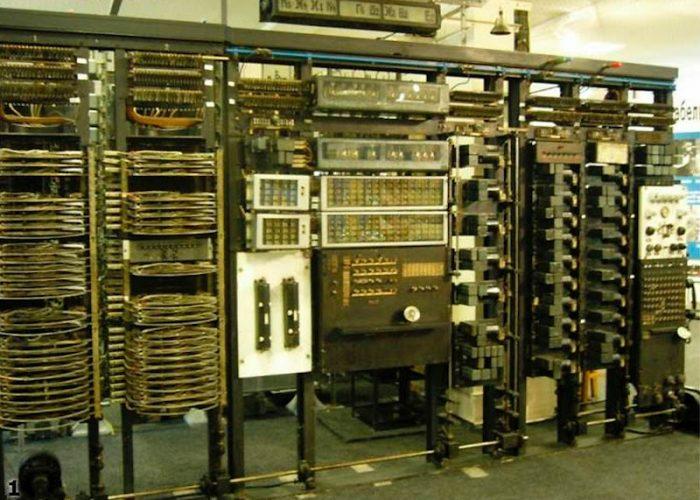 АТС станции и вычислительные центры