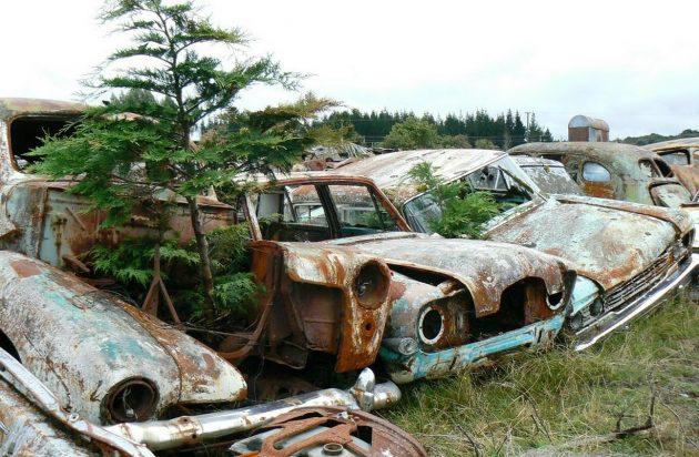 Автомобили на лом
