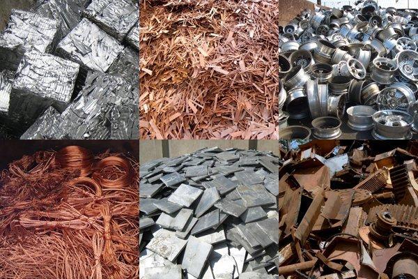 Черный и цветной металл