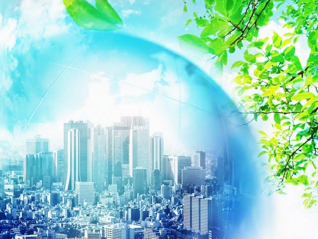 Экологически чистые города России