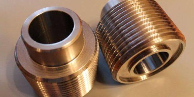 Кадмирование деталей из металла