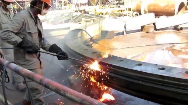 Кислородный способ резки металла