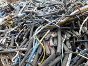 Лом кабеля