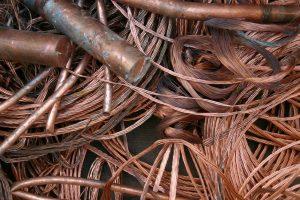 Медь один из самых распространенных цветных металлов