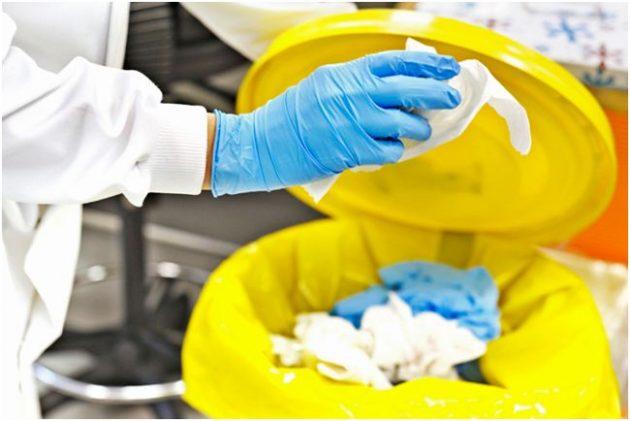 Медицинские отходы по СанПиН 2790-10