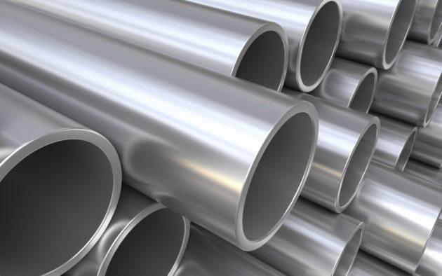 Металл из нержавеющей стали