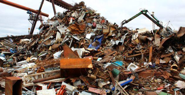 Металлические отходы