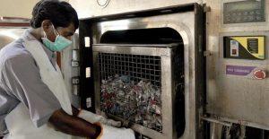 Методы утилизации медицинских отходов класса Б