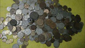 Монеты на металлолом