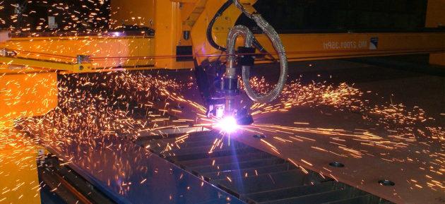 Плазменный метод обработки металла