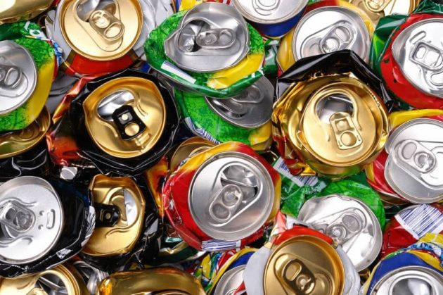 Сколько банок из под пива в тонне