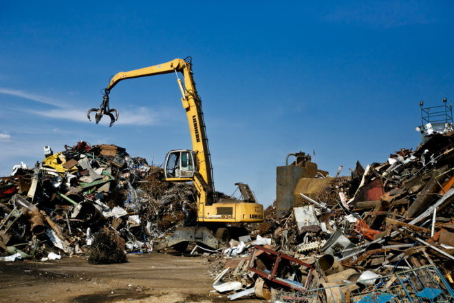 Прием металлолома во Владивостоке