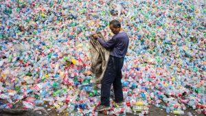 Прием пластиковых бутылок