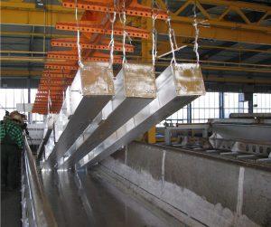Процесс цинкования металла