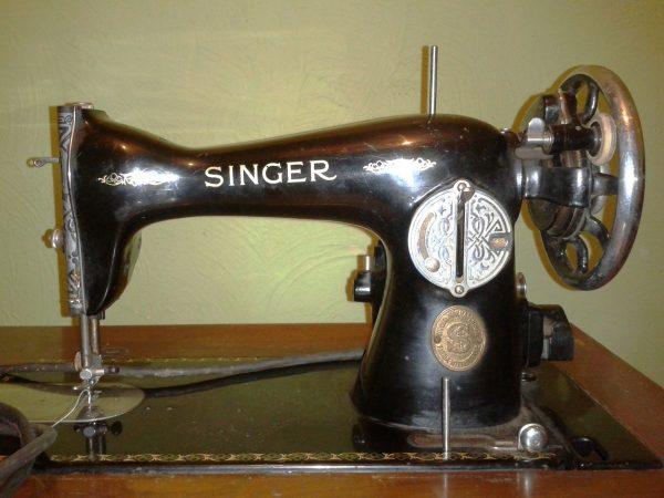 Сдача швейной машинки на лом