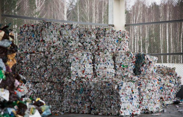 Утилизация ПЭТ отходов