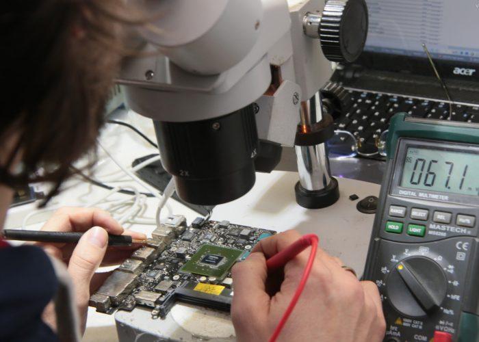 Утилизация микросхем и электроники