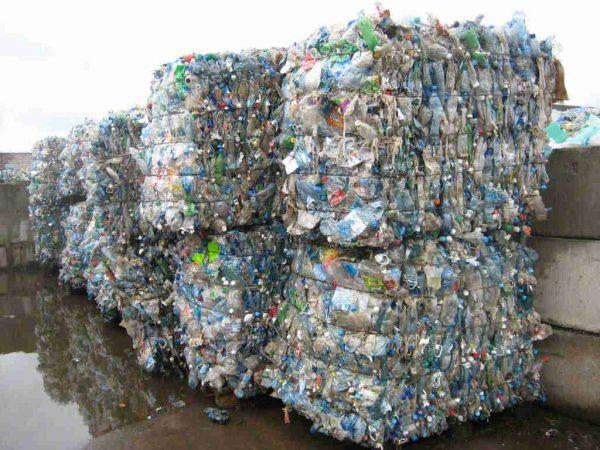 Утилизация пластикового мусора