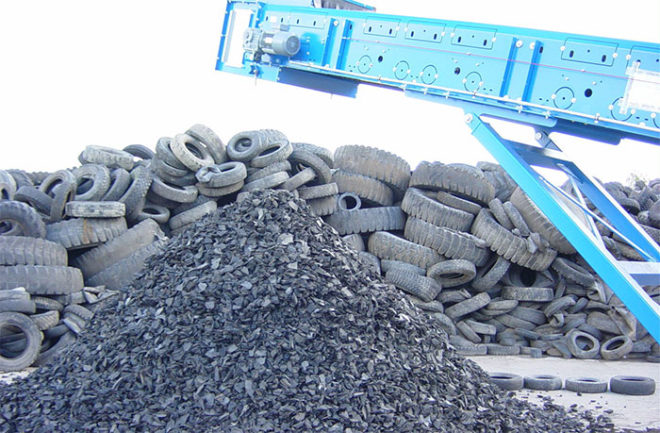 Утилизация шин в Краснодаре