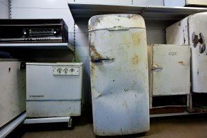 Утилизация старой бытовой техники