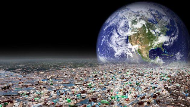 Загрязнение природы пластиком