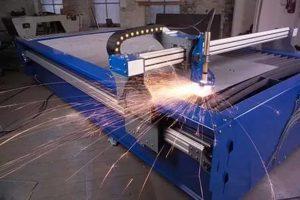 Автоматизация лазерной резки металла