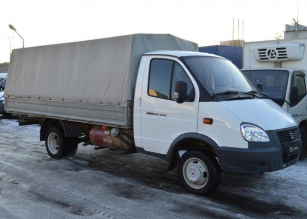 Бортовой грузовик ГАЗ