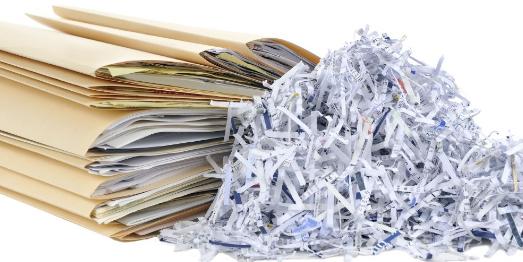 Измельчение документов