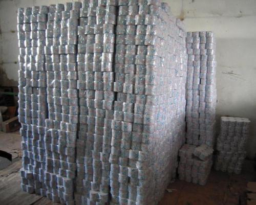 Хранение готовой туалетной бумаги