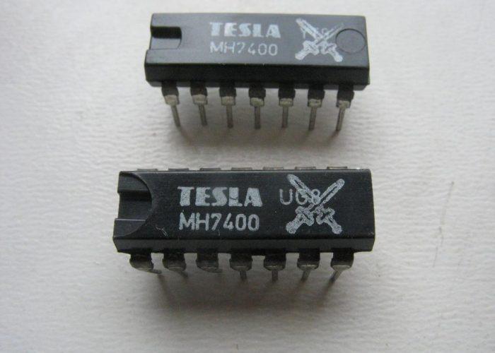 Микросхема Tesla