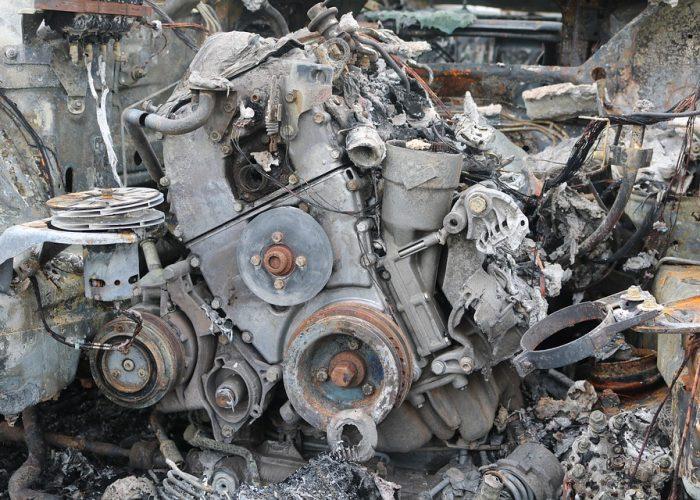 Моторы на металлолом