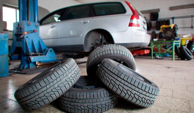 На утилизацию принимаются только целые и чистые шины