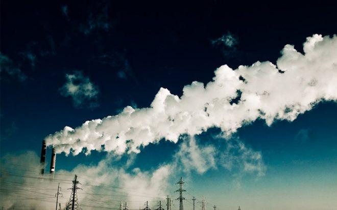 Охрана атмосферного воздуха