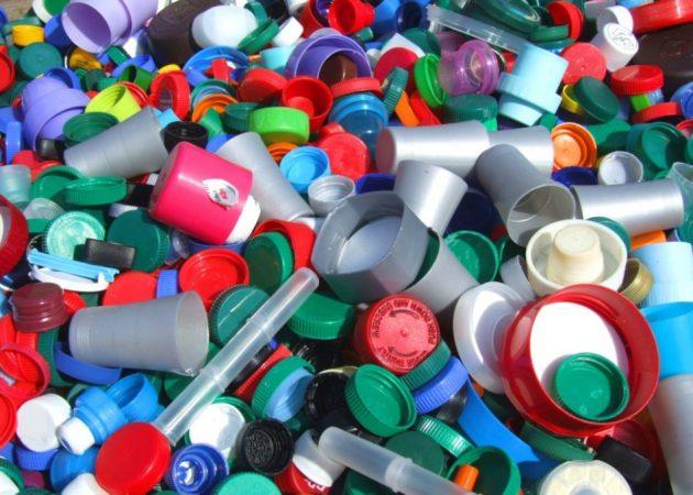 Отходы из пластмассы